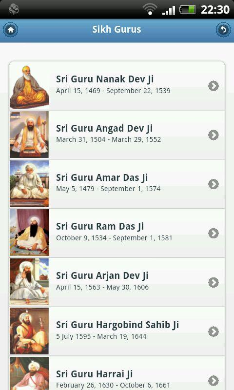 Sikh World - screenshot
