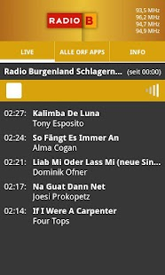 ORF Radio Burgenland - screenshot thumbnail