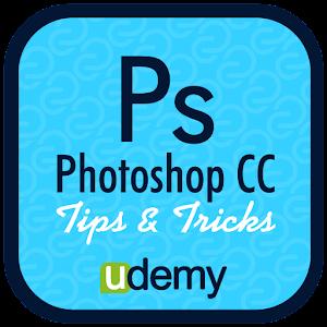 Udemy Photoshop CS5 Tutorials Icon