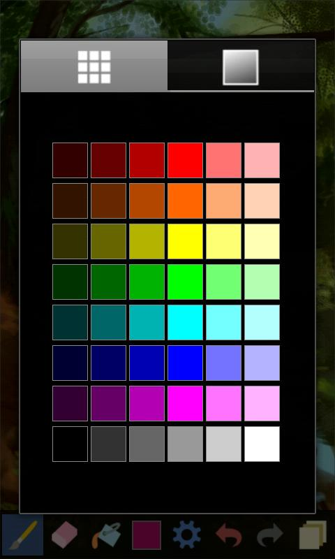 Fresco Paint Lite- screenshot