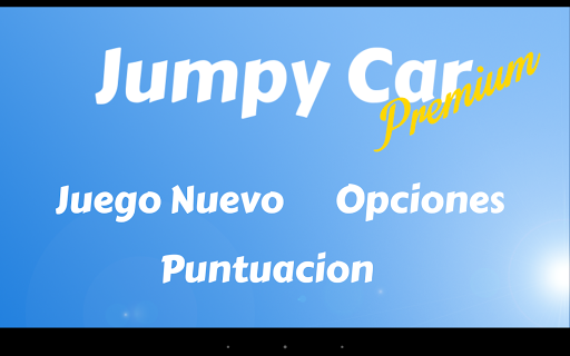 Jumpy Car Premium