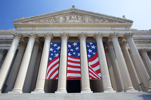 the national archives building temple to our history google arts