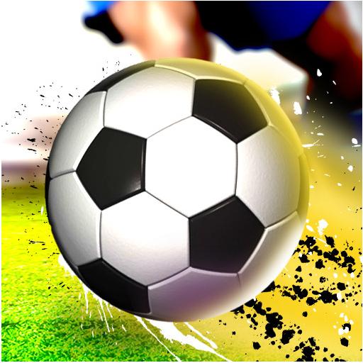 有趣的足球遊戲免費的應用程式 LOGO-APP點子
