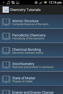 Complete Chemistry- screenshot thumbnail