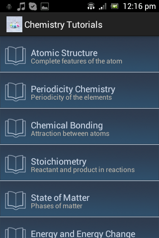 Complete Chemistry- screenshot