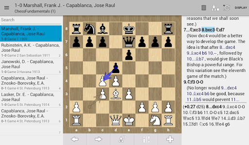 Chess PGN Master 2.01 screenshots 6