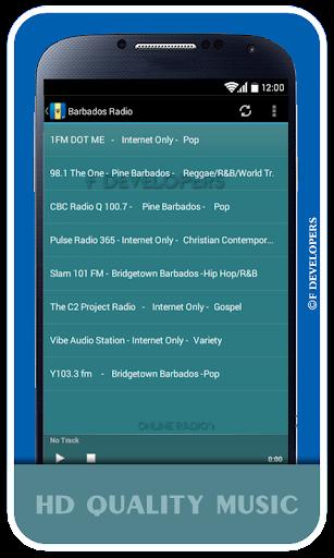 Barbados Radio - Live Radios