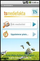 Screenshot of TS Mediefakta