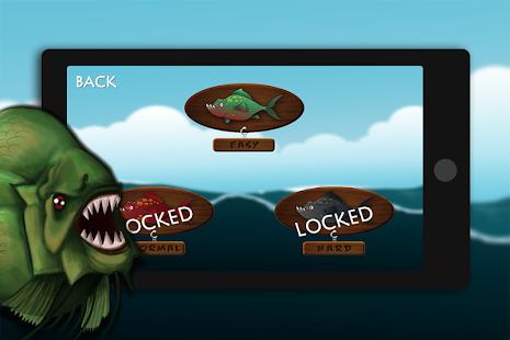 玩冒險App The Piranha's Evolution免費 APP試玩