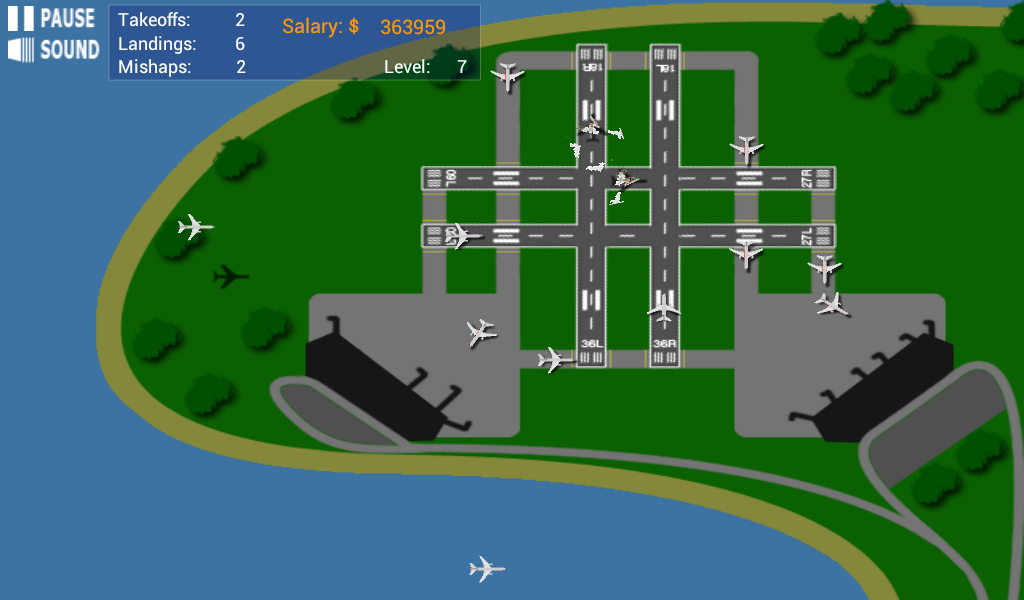 Airport Madness 2 - screenshot