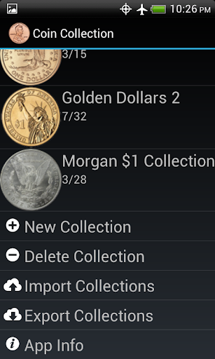 【免費書籍App】Coin Collection-APP點子