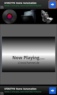 English Gospel Recording Radio- screenshot thumbnail