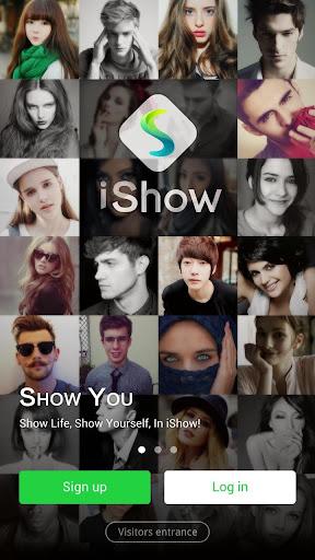 iShow - Show you Meet you