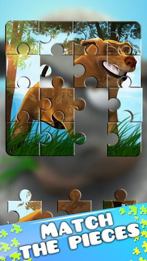 Farm Games Kids Jigsaw Puzzles  screenshots 2