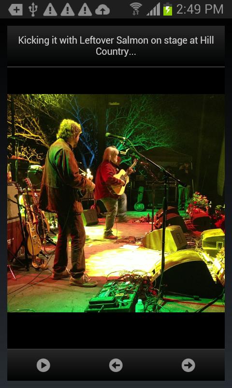 Old Settler's Music Festival - screenshot