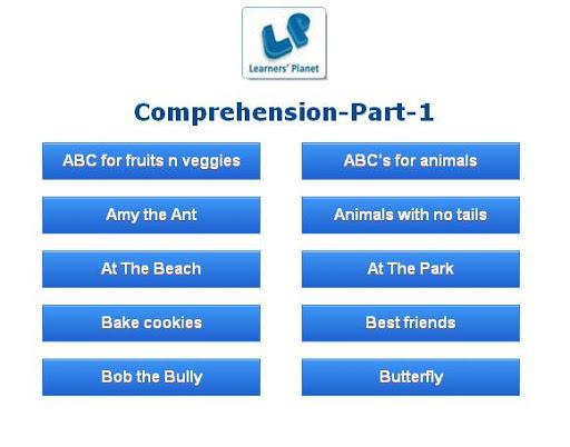 English-Comprehensions-Part-1