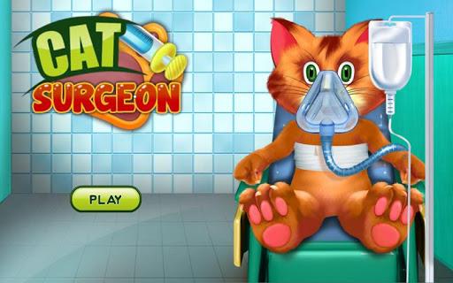 Cat Surgeon