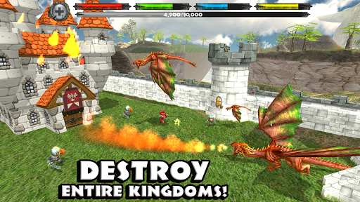 World of Dragons: Simulator  screenshots 7