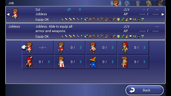FINAL FANTASY DIMENSIONS Screenshot 5