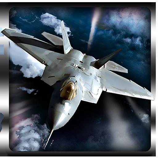 F22 Raptor Strike- Jet Fighter LOGO-APP點子