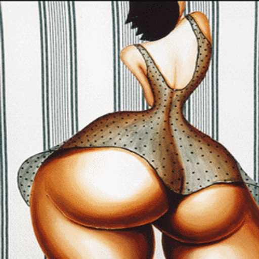 Drawing of big booty naked lady, sex with young people pics