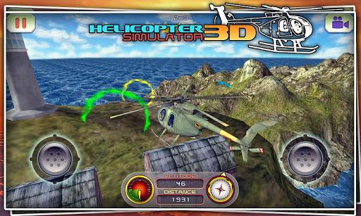 駕駛直升機3D