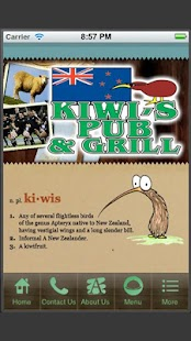 Kiwi's Pub and Grill- screenshot thumbnail