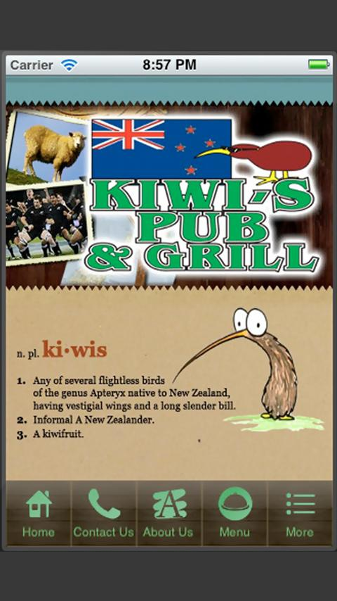 Kiwi's Pub and Grill- screenshot
