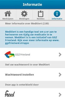 MedAlert- screenshot thumbnail