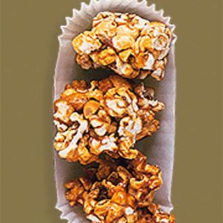 Golden Popcorn Squares