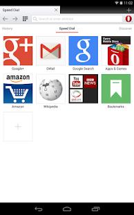 Opera browser - fast & safe Screenshot 15