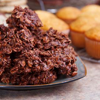 Carob No-Bake Cookies