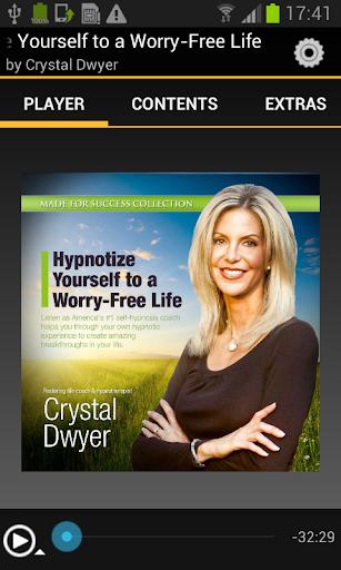 【免費書籍App】Hypnotize Yourself to a Worry…-APP點子