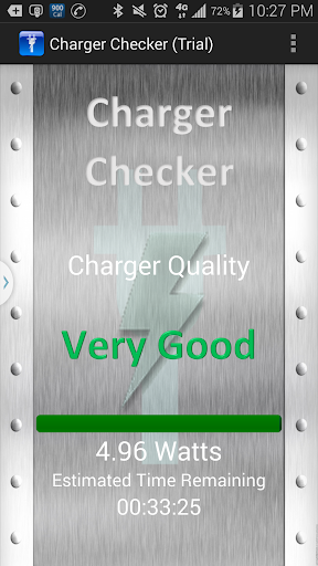 Charger Checker
