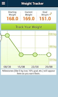 Weight Watchers Mobile AU - screenshot thumbnail