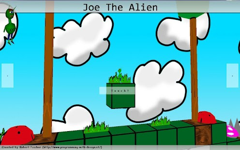 JoeTheAlien- screenshot thumbnail