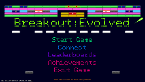 Breakout Evolved