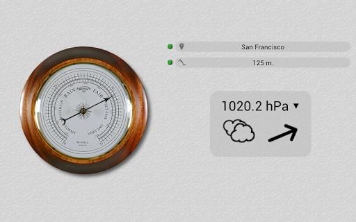 玩免費天氣APP|下載무료 정확한 기압계 app不用錢|硬是要APP