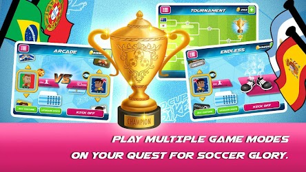 World Soccer Striker 2014 v2.2 Apk + OBB Data 3