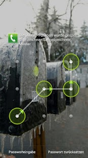 Perfect App Lock (Deutsch) Screenshot