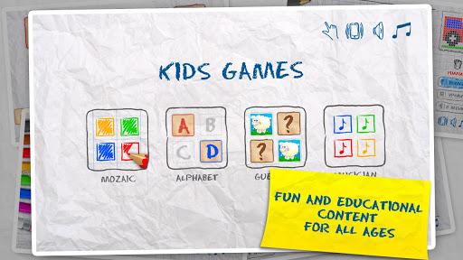 Kids Games (4 in 1) 3.1 8