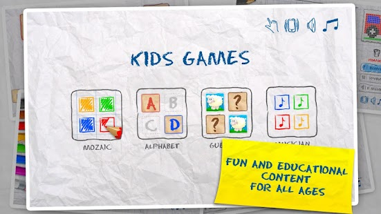 Kids Games (4 in 1) - screenshot thumbnail