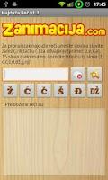 Screenshot of Najduza Rec