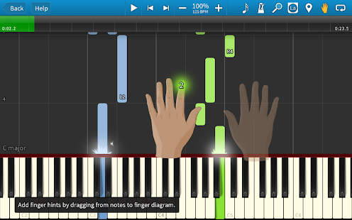 Synthesia- screenshot thumbnail