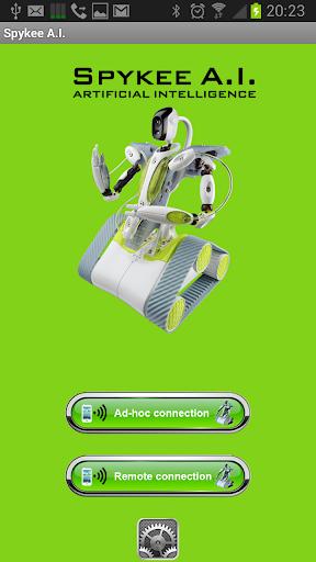 Spykee A.I. free