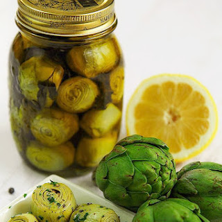 How to Preserve Baby Artichokes