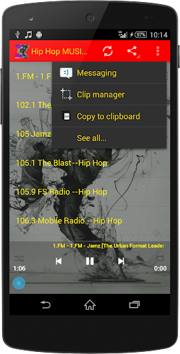 Hip Hop MUSIC Radio WorldWide  screenshots 18