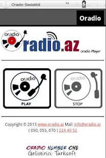 Radyo Oradio- screenshot thumbnail