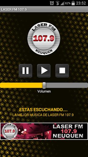 RADIO LASER FM NQN 1.1 screenshots 2