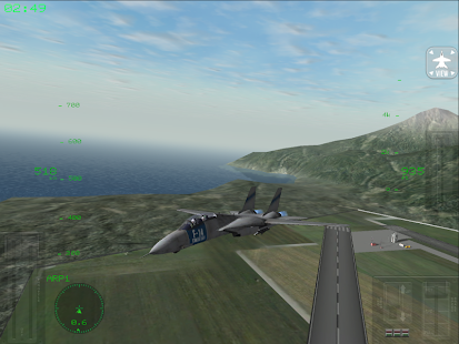F18 Carrier Landing Lite Screenshot 15